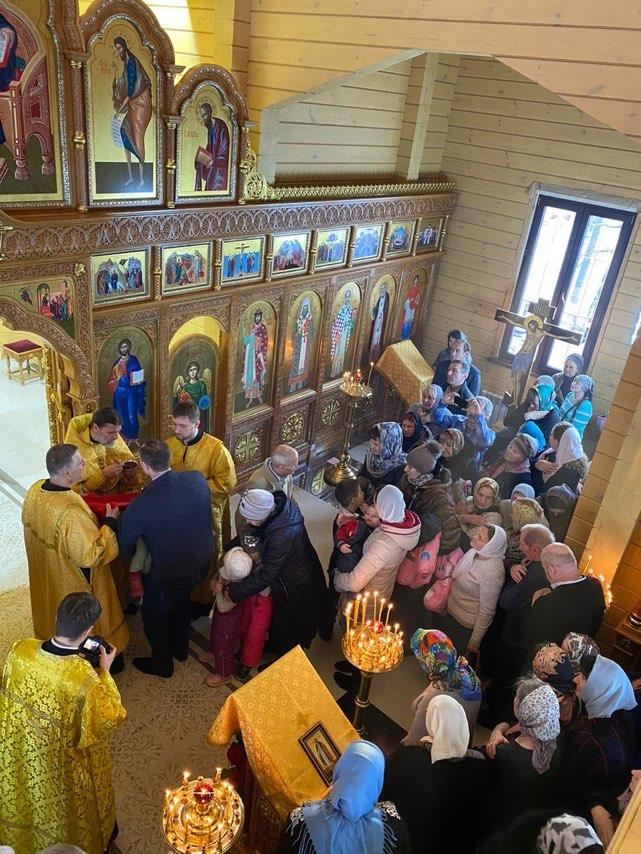 Первая литургия_11